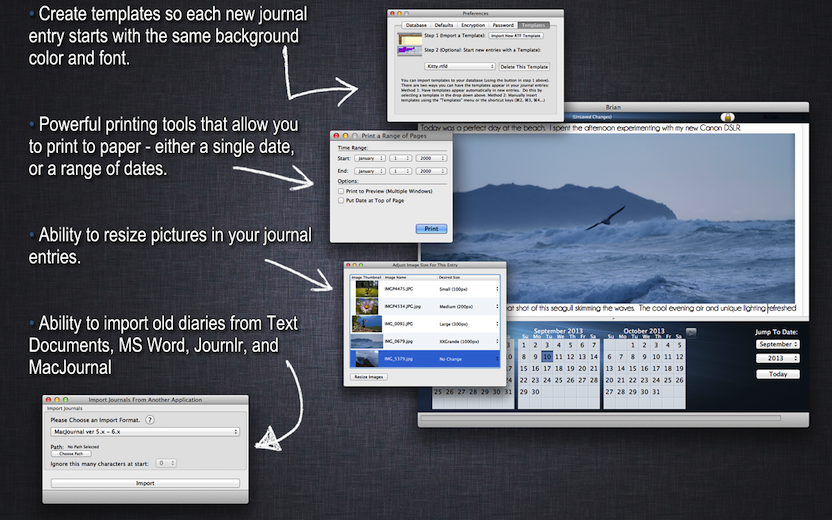 A Journal App For Your Mac